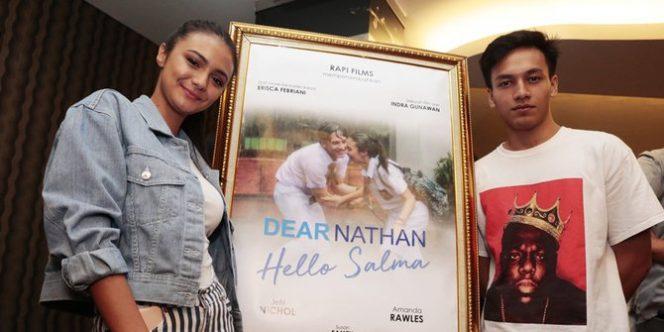 Jefri Nichol Bersemangat Syuting Kembali Dengan Amanda Rawles