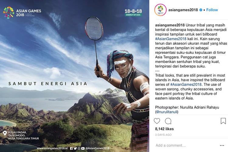 Wisata Asian Games 2018