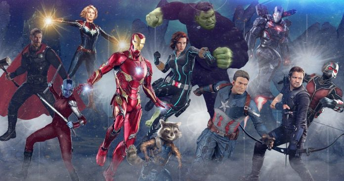 Judul Avengers 4 Bocor