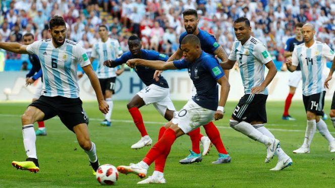 Kalahkan Argentina, Prancis Lolos ke Perempat Final Piala Dunia 2018