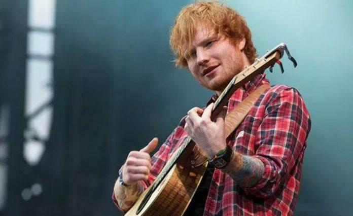 Ed Sheeran Konser di Jakarta