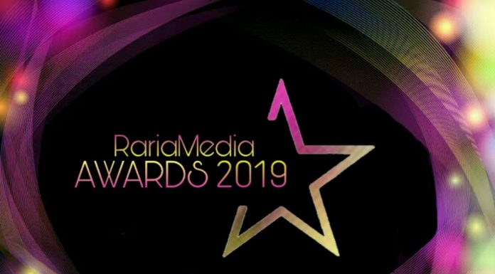RariaMedia Awards 2019