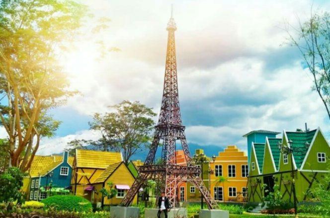 Menikmati Sensasi Wisata Ala Eropa di Kota Bogor