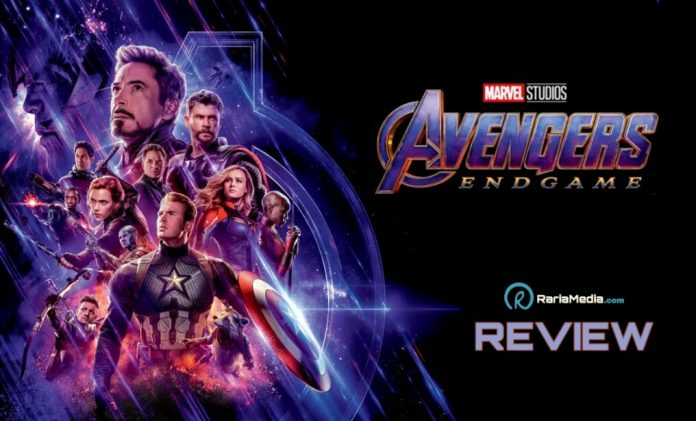 Review Avengers: End Game