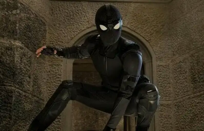 Stealth Suit Far From Home