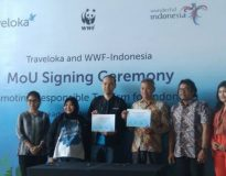 Traveloka WWF