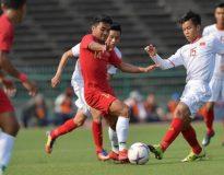 Timnas U-23 vs Vietnam