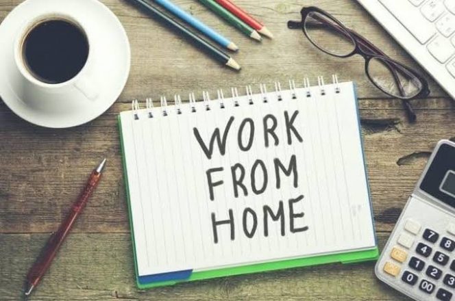 Produktivitas ketika bekerja dari rumah sering kali menurun karena banyaknya gangguan yang dialami. (Foto: ibtimes.id)