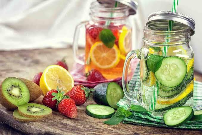 Infused Water Diet