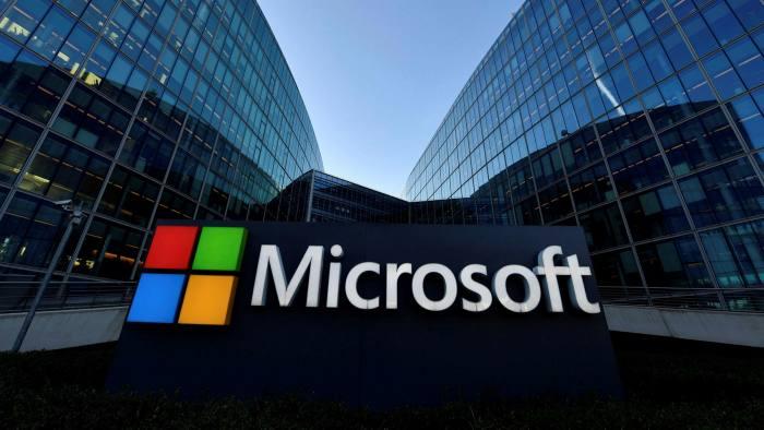 Microsoft Dihujat