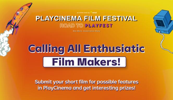 Playfest 2021 yang digelar oleh Narasi akan menggandeng Studio Antelope mendorong industri film melalui Playcinema Film Festival 2021.