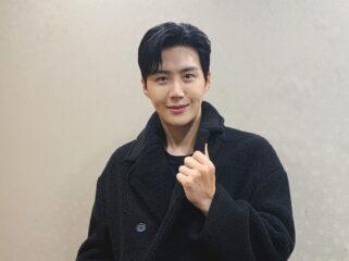 Aktor Kim Seon Ho akhirnya mengakui perbuatannya dan menyatakan permintaan maaf kepada semua pihak terkait rumor aborsi paksa. (Foto: instagram.com/seonho__kim)